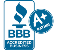 Better Business Bureau A+ Gilkey Windows
