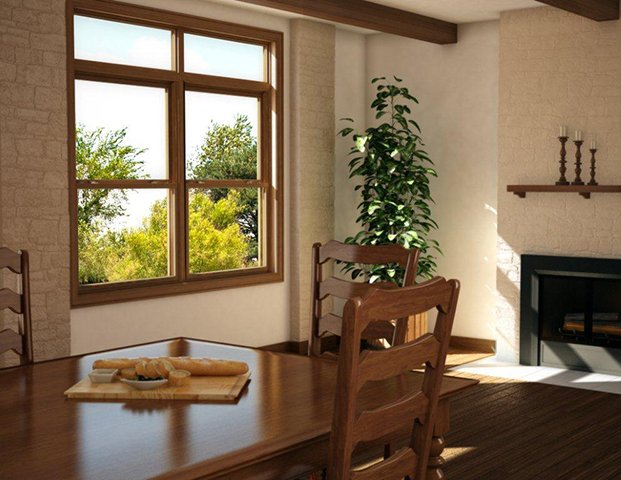 Double Hung Windows Gilkey Window Company